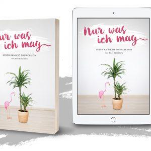 #nurwasichmag –das Buch