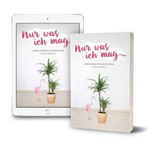 #nurwasichmag das Buch und eBook